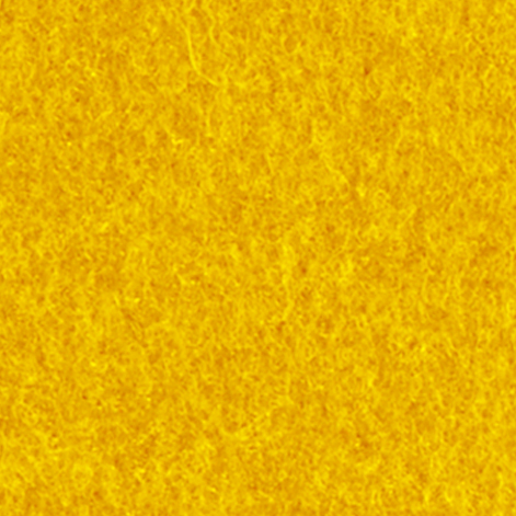 Farvet filt 500g/m2 Gul