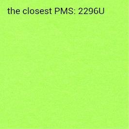 Brillanthaftpapier grün 70g/m2 (anbefalet udskrivning sort)