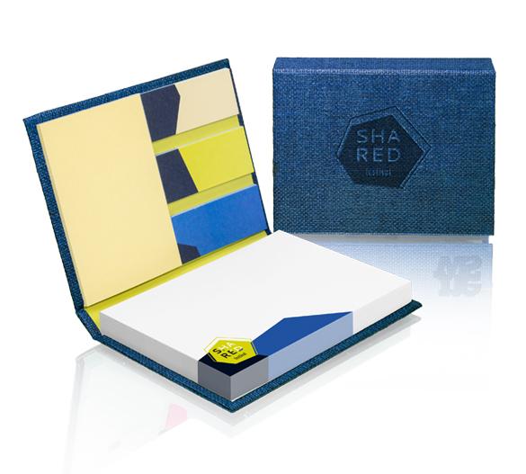 PM100-ART-PAPER Combi-sæt i i hårdt omslag ART PAPER