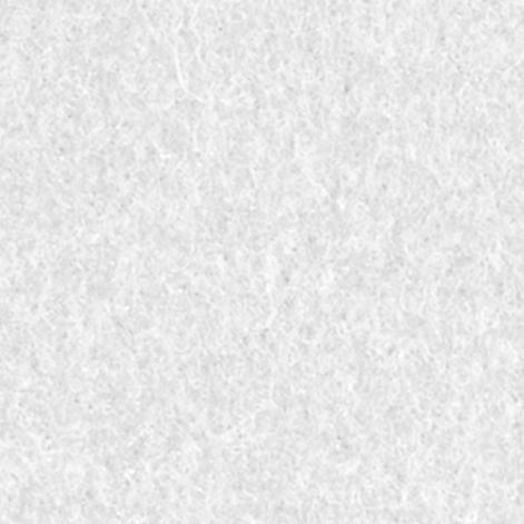 Farvet filt 500g/m2 Hvid