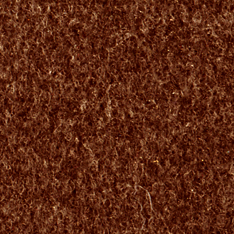 Farvet filt 500g/m2 Brun