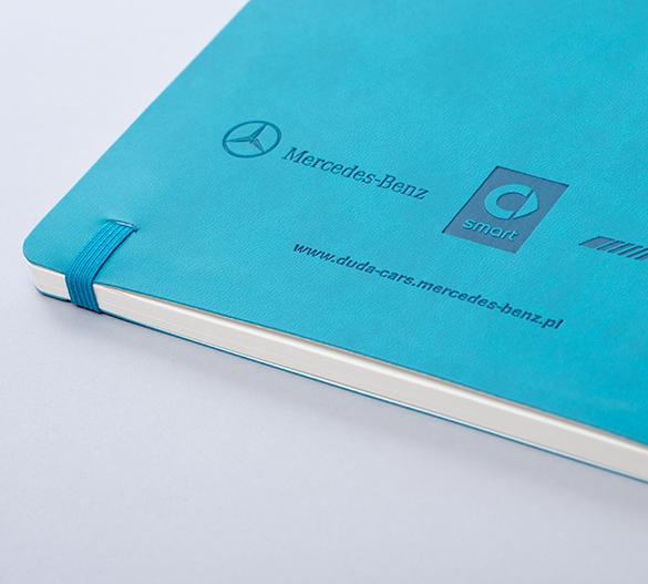 MN22 Mindnotes – blødt omslag med Torino