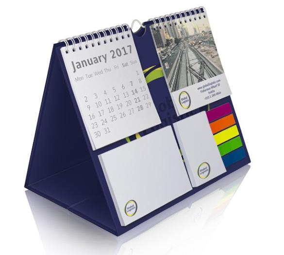 PM212 Kalender med hårdt omslag