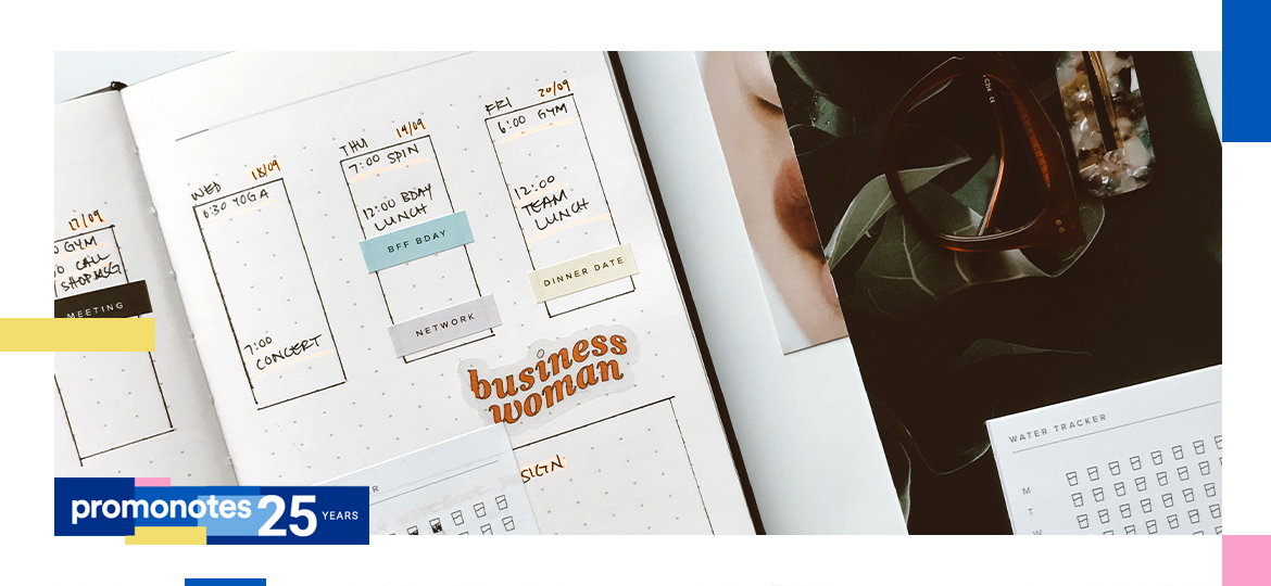 How to start planning in a notebook – Bullet Journal